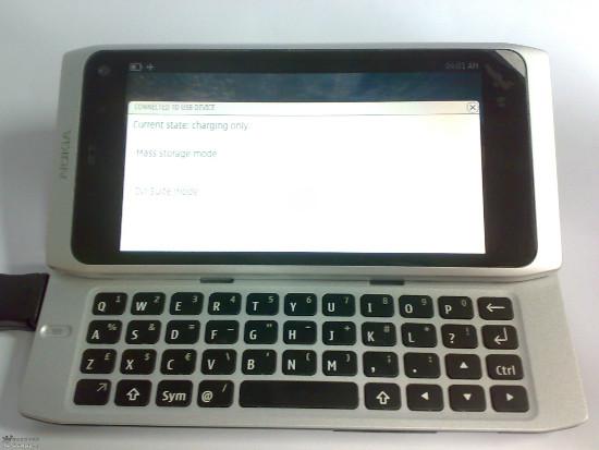Смартфон Nokia N9 - новый флагман в стиле MacBook Pro