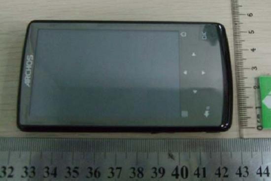 Android планшет Archos 32 - впервые на фото