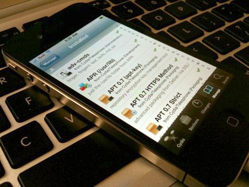 iPhone Dev Team сумела разблокировать iPhone 4