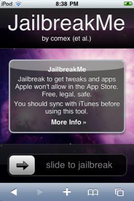 Джейлбрейк для iPhone 4 готов и ждет первых смельчаков