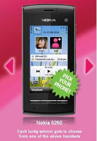 Бюджетный смартфон Nokia 5250: рассмотрим получше