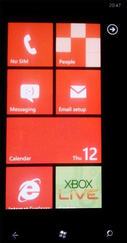 Коммуникатор HTC Mozart с Windows Phone 7 - тот же HTC Schubert, только для Европы