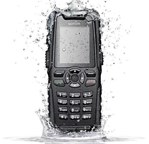 Sonim XP3 Quest – выносливый телефон для любителей активного образа жизни