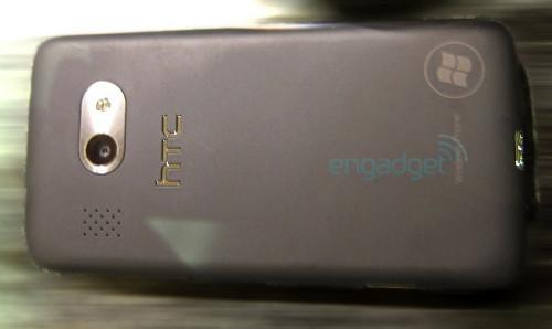 """Неизвестный коммуникатор HTC на основе Windows Phone 7 - """"живые"""" фотографии"""